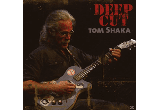 Tom Shaka - Deep Cut - (CD)