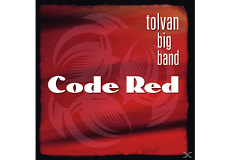 Tolvan Big Band - Code Red - (CD)