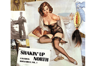 VARIOUS - Shakin  Up North-Canadian Ro - (CD)