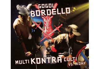 Gogol Bordello - Multi Kontra Culti - (CD)