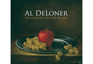 Al Deloner - Mountains On The Moon - (CD)