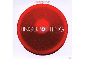 The Red Krayola - Fingerpointing - (CD)
