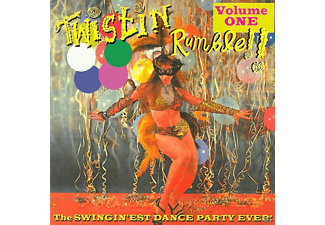 VARIOUS - Twistin' Rumble [CD]