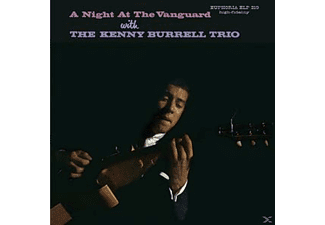 Kenny Burrell - A Night At The Vanguard-Hq Vinyl - (Vinyl)