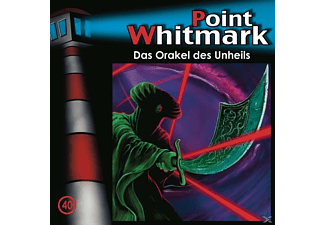 Point Whitmark - 40/Das Orakel Des Unheils - (CD)