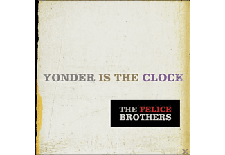The Felice Brothers - Yonder Is The Clock - (CD)