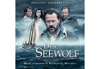 RICHARD G. Mitchell - Der Seewolf-Original Soundtrack - (CD)