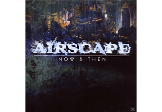 Airscape - Now & Then - (CD)