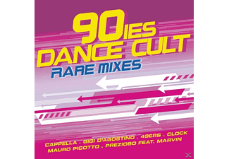 VARIOUS - 90ies Dance Cult (Rare Mixes) - (CD)