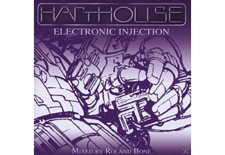 VARIOUS - Harthouse Presents Electronic Injection - (CD)