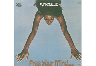 Funkadelic - Free Your Mind And Your Ass Will Follow (Rem.) - (CD)