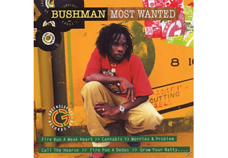 Bushman - Most Wanted - (CD)