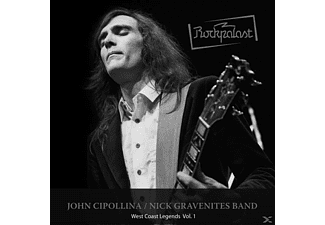 John & Nick Grav Cipollina - Rockpalast: West Coast Legends Vol.1. [CD]