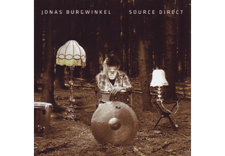 Jonas Burgwinkel - Source Direct - (CD)