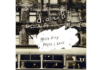 Doubt - Mercy,Pity,Peace,Love - (CD)