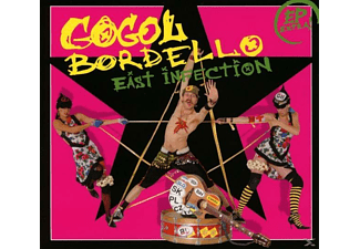 Gogol Bordello - East Infection - (CD)