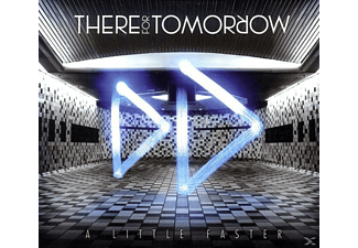 There - A Little Faster - (CD)