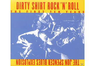 The Jon Spencer Blues Explosion - Dirty Shirt Rock N Roll: The First Ten Years - (CD)