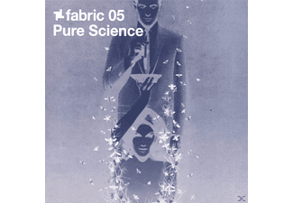 Pure Science - Fabric 05 - (CD)