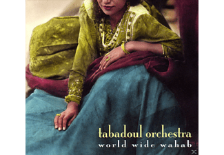 Tabadoul Orchestra - World Wide Wahab - (CD)