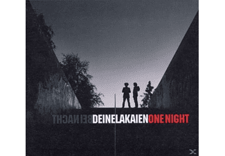 Deine Lakaien - One Night - (Maxi Single CD)
