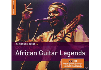 Rough Guide - Rough Guide: African Guitar - (CD + Bonus-CD)