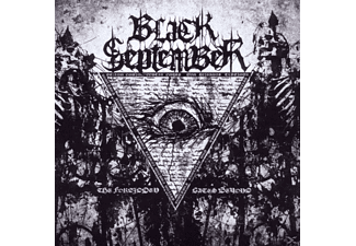 Black September - The Forbidden Gates Beyond [CD]