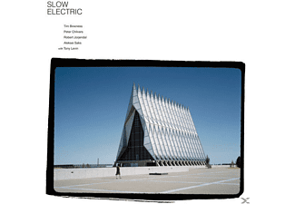 Slow Electric - Slow Electric - (CD)