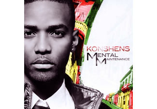 Konshens - Mental Maintenance - (CD)