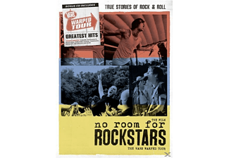 VARIOUS - No Room For Rockstars-The Vans Warped Tour - (DVD + CD)