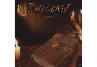 Dragony - Legends - (CD)