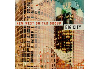 New West Guitar Group - Big City - (CD)