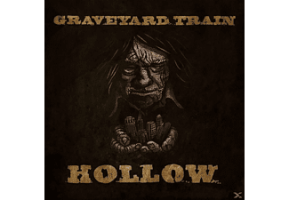The Graveyard Train - Hollow [Orange Vinyl] - (Vinyl)