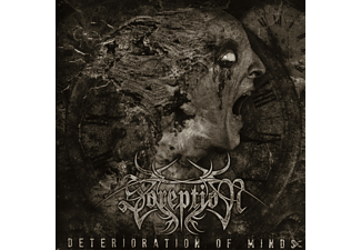 Soreption - Deterioration Of Minds [CD]