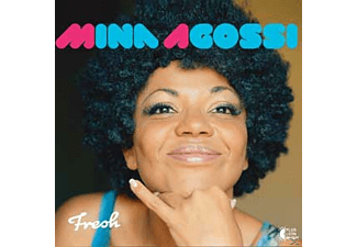 Mina Agossi - Fresh - (CD)