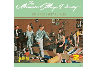 VARIOUS - Ultimate College Party [CD]