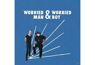 Worried Man & Worried Boy - Worried Man & Worries Boy [CD]