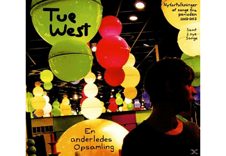 Tu West - En Anderledes Opsamling - (CD)