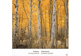 Perahia Murray - Intermezzo [CD]