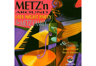 The Metz Family - Metz'n Around:A Late Night Party With The Metz Fam - (CD)