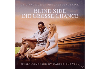 VARIOUS, The Blind Side (motion Picture Soundtrack) - Blind Side-Die Große Chance/Ost [CD]
