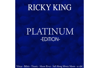Ricky King - Platinum Edition [CD]