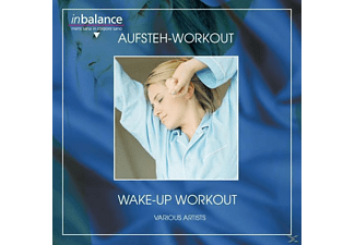 Katie Hope - Wake-Up Workout/Aufsteh Workou [CD]