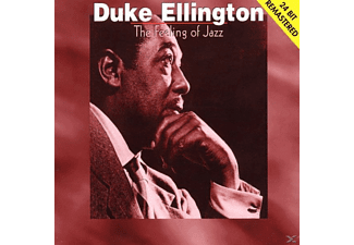 Duke Ellington - The Feeling Of Jazz [CD]