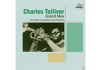 Charles Tolliver - Grand Max - (CD)