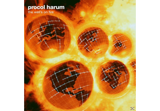 Procol Harum - The Well's On Fire [CD]