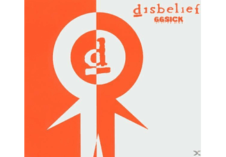 Disbelief - 66sick - (CD)