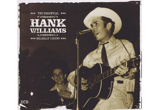 Hank Williams - Essential-Hillbilly Legend [CD]