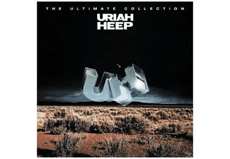 Uriah Heep - EASY LIVIN -THE ULTIMATE COLLECTION - (CD)
