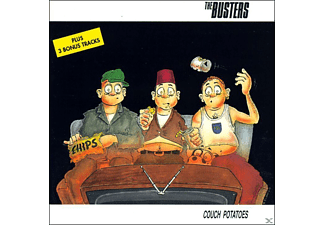 The Busters - Couch Potatoes - (CD)